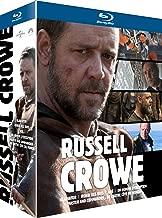 Coffret Russell Crowe: Robin des Bois + Gladiator + Master & Commander + Noé + Un homme d'exception [Blu-ray]