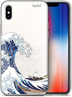 CaseYard Clear Soft & Flexible TPU Case for iPhone Xs Max - Ultra Low Profile Slim Fit Thin Shockproof Transparent Bumper ...
