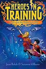 Crius and the Night of Fright (Heroes in Training Book 9) Kindle Edition