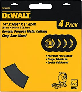 Best dewalt chop saw blades for aluminum Reviews