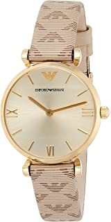 Emporio Armani Casual Watch Analog Display Quartz for Women AR11127