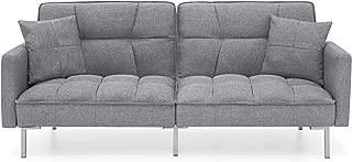 Best split back futon Reviews