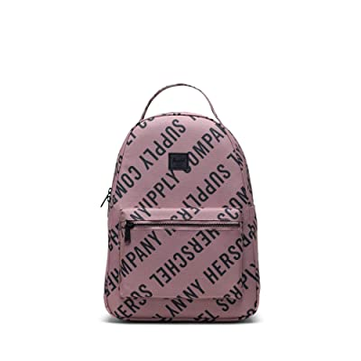 Herschel Supply Co. Nova Mid-Volume (Roll Call Ash Rose) Backpack Bags