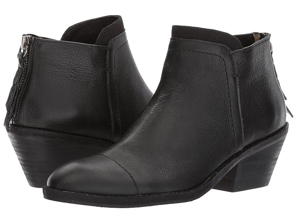 Splendid Dale II (Black Leather) Women