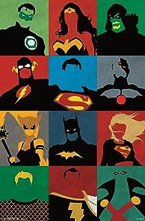 Best minimalist superhero poster Reviews