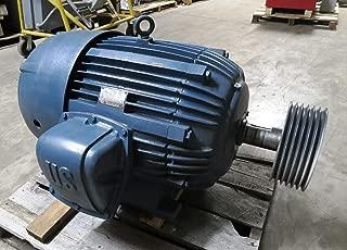 US Electrical Motors 100HP 1775 RPM Frame 445U Type JA 3PH 460V AC 445-U 100 HP