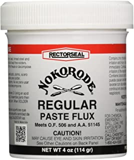 Rectorseal 14010 4-Ounce Nokorode Regular Paste Flux
