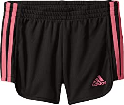 adidas Kids - Around The Block Mesh Shorts (Toddler/Little Kids)