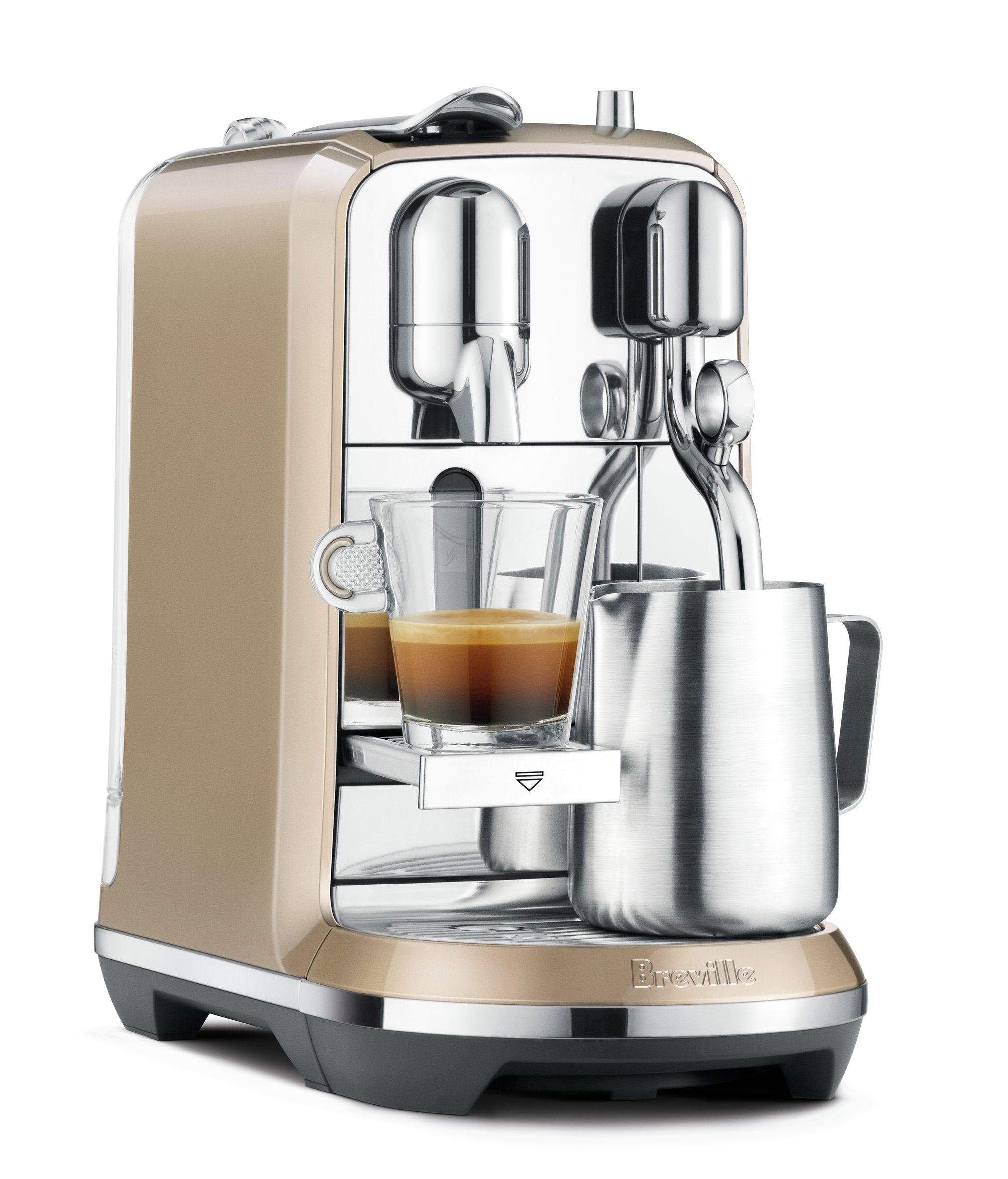 Breville-Nespresso Creatista