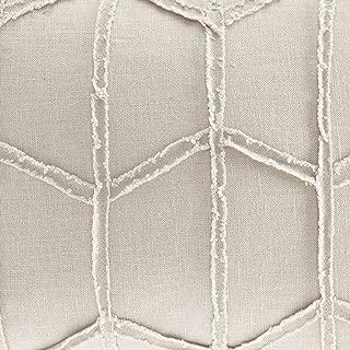 Harbor House Frayed Geo Linen Oblong Dec Pillow, 14x20,