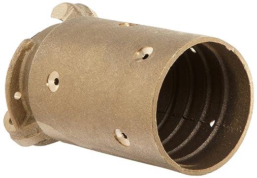 ASB100 Dixon 1 Alum Sand Blast Couplings with Screws