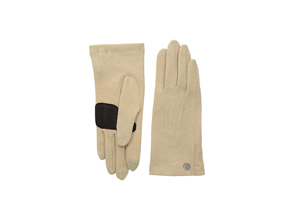 Echo Design Classic Gloves (Echo Oatmeal) Extreme Cold Weather Gloves