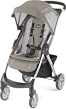 Chicco Mini Bravo Lightweight Stroller, Stone