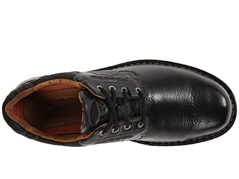 Un LeatherBrown ravel Black Clarks Leather FqaBHW0
