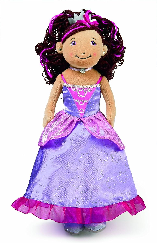 (Ariana)  Manhattan Toy Groovy Girls Princess Ariana (Brunette) 33cm Doll