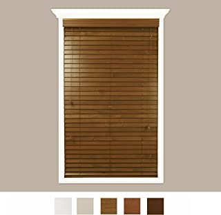 real wood blinds made to measure