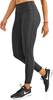 Avia Activewear Women's High Waist Ankle Tights