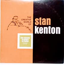 Stan Kenton: NEW CONCEPTS OF ARTISTRY IN RHYTHM ~ Creative World Reissue ST-1002 Duophonic Mono ~ 35 minutes