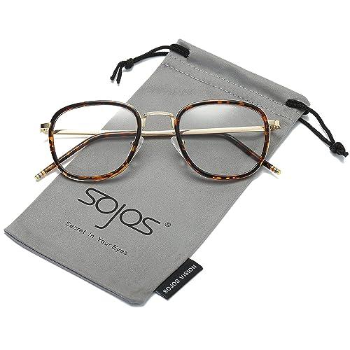 3b79001041d SojoS Round Women Eyeglasses Fashion Eyewear Optical Frame Clear Glasses  SJ5969 SJ5017 SJ6005