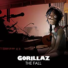 gorillaz the fall songs