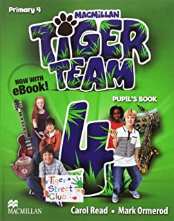 comprar comparacion TIGER 4 Pb (ebook) Pk