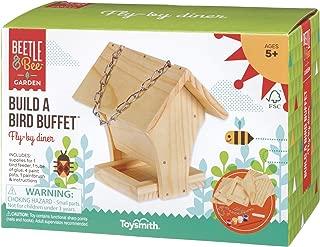 Toysmith Beetle & Bee Build A Bird Buffet