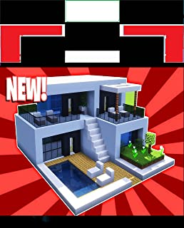 Minecraft - How To Build a Small Modern House Tutorial (#16)