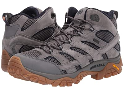 Merrell Moab 2 Mid Waterproof (Charcoal) Men