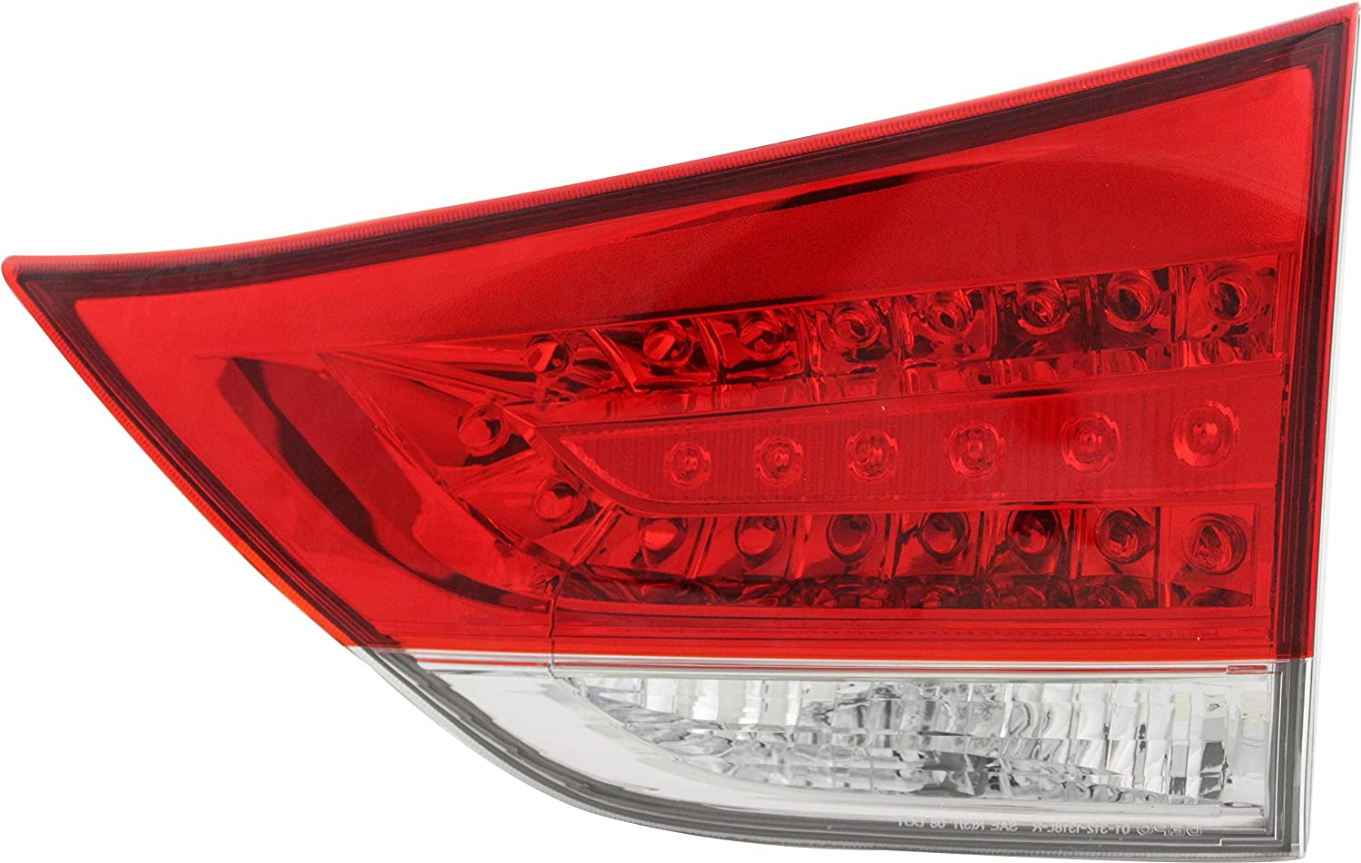 For Toyota Sienna Base Le Xle Max 46% OFF Limited Inner Up Revers Model Back Topics on TV