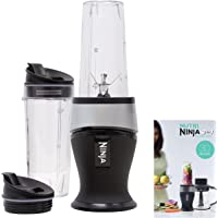 Ninja Fit Single Serve Blender with 700-Watt Base and (2) 16-Ounce Cups with Spout Lids