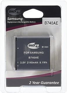 Inov8 batería para cámara Digital R-C-B Samsung B740AE 2150 mAh 37 V