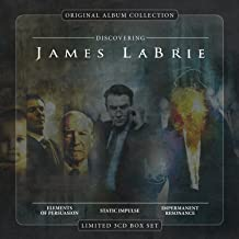 Original Album Collection-Discovering James Labrie