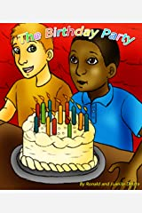 The Birthday Party: (Kids Funny Books with Illustration) Kindle Edition