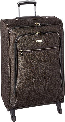 """CK-620 Signature Softside 19"""" Upright Suitcase"""