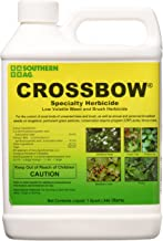 Southern Ag CROSSBOW32 Weed & Brush Killer, 32oz-1 Quart Crossbow Specialty Herbicide 2 4 D & Triclopyr Weed & Brus, (s) (...