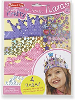Best princess crown arts and crafts Reviews