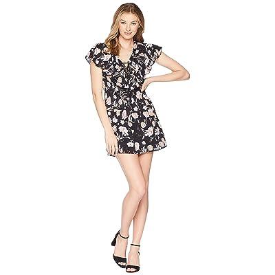 Amuse Society Play Nice Dress (Black) Women