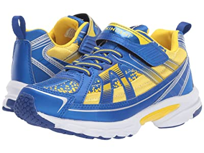 Tsukihoshi Kids Storm (Little Kid/Big Kid) (Royal/Gold) Boys Shoes