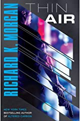 Thin Air: A Novel Kindle Edition