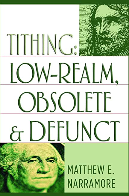 Tithing: Low-Realm, Obsolete & Defunct (English Edition)