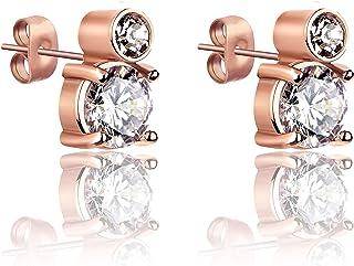 Victoria Walls Women's Crystal Earrings - VE1094R