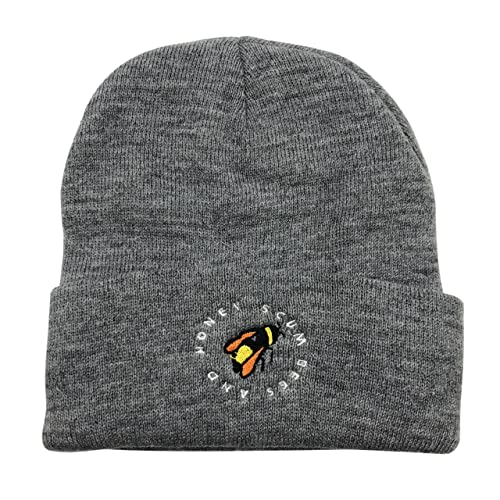 618d2c5d671e0 Golf Wang Warm Winter Hat Knit Beanie Skull Cap Bee Embroidered Soft  Headwear Unisex