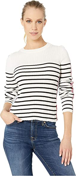 Marina Crop Sweater