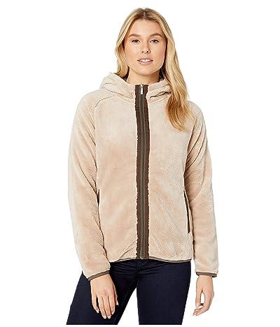 Ariat Dulcet Full Zip Sweatshirt (Covert Beige) Women