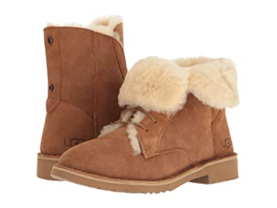 UGG Quincy (Chestnut) Women