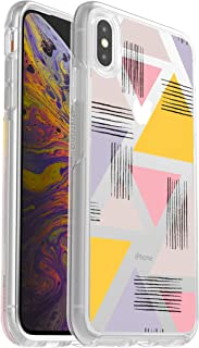 OtterBox Symmetry Series Case for iPhone Xs MAX - Non-Retail Packaging - Love Triangle