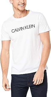 Calvin Klein Men's Relaxed Crew T-Shirt