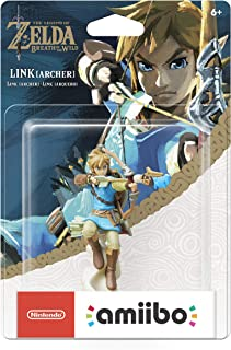 Link (Archer) amiibo: Breath of The Wild - The Legend of Zelda Series - The Legend of Zelda Series Edition
