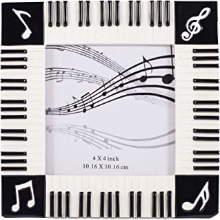 Broadway Gift Piano Keyboard Musical Notes Treble Clef Decor