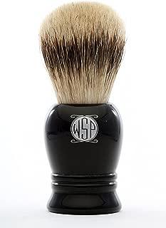 """Silvertip Badger Shaving Brush High Density WSP """"Prince"""" (Black)"""